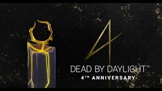 【Dead by Daylight】4周年ケーキで稼ぎまくるぞ~!【デットバイデイライト】