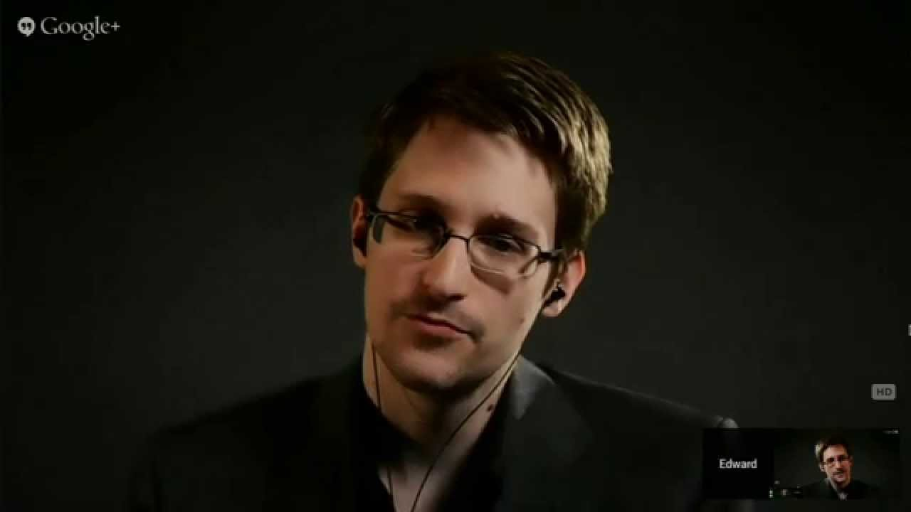 Lawrence Lessig Interviews Edward Snowden