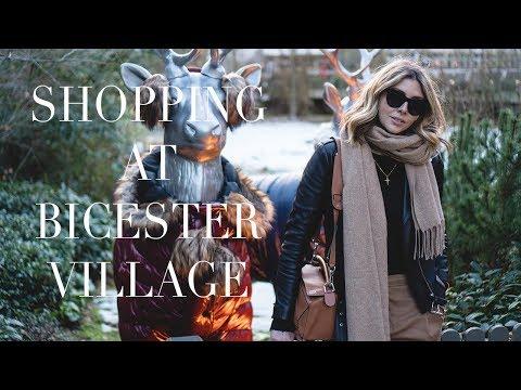 Bicester Village Shopping & New Celine Unboxing | Vlogmas Day 5