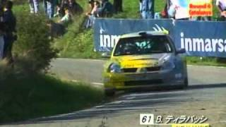 WRC JWRC 2003 - Round 13 Catalunya