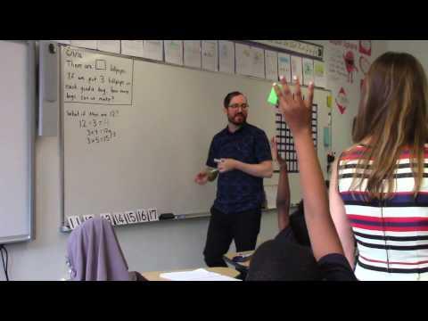Lesson Study- Math Lesson