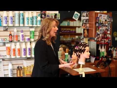 How to Make a Spiral Perm Look Naturally Curly : Beauty & Makeup Advice
