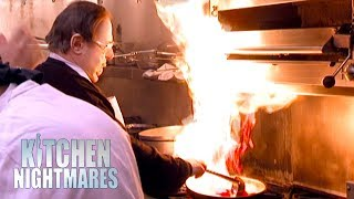 Owners Struggle To Cook In A Kitchen Full Of Broken Equipment   Kitchen Nightmares