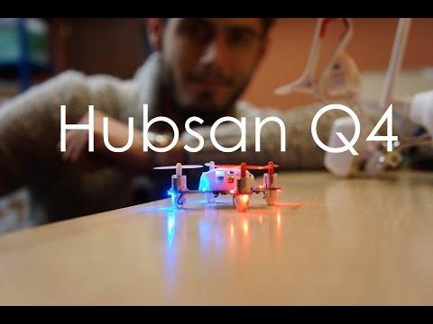 Hubsan Q4 Nano Quadcopter Indoor Flight