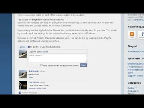 Social Media Toolkit Feature Tour