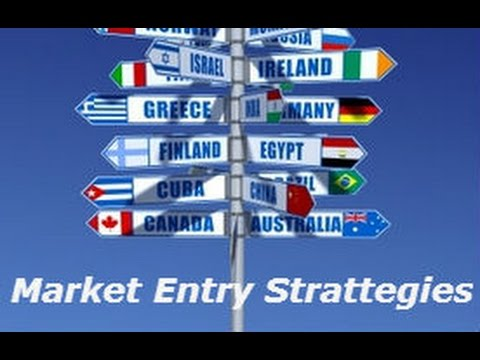 Market Entry Strategies - HSI
