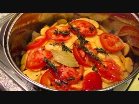 Cod and Potato Stew (Portuguese-style)