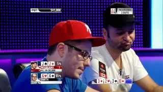 EPT 9 Barcelona 2012 - Super High Roller, Episode 2 | PokerStars.com