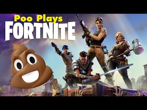 A Piece of SH!T plays FORTNITE!