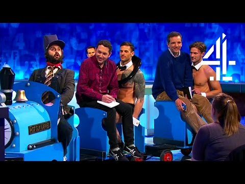 Joe Wilkinson Returns To The Show On The Hot Guy Express | 8 Out Of 10 Cats Does Countdown