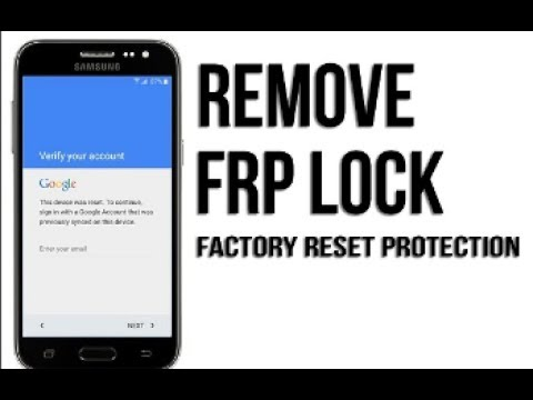 (This device was reset) Bypass Google FRP Lock in Lolipop phones