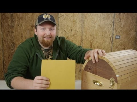 Removing Stain From Wood : Woodworking Tips