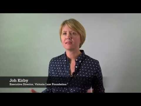 Victoria Law Foundation - What would you do if you had a legal problem?