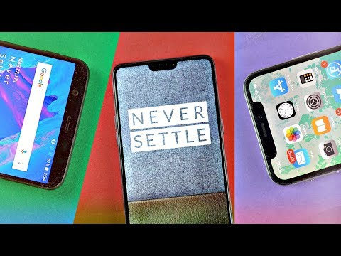 OnePlus 6 Leak vs iPhone X & 5T? Surprise Feature & Final Pricing!
