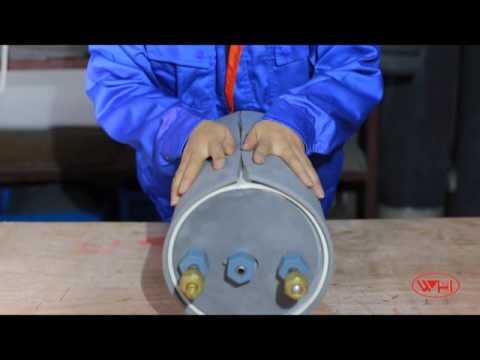Titanium Heat Exchanger for Swimming Pool Heat Pump