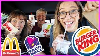 Trying Vegan Fast Food!