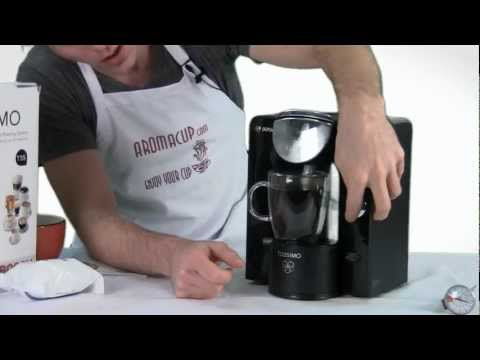 Bosch Tassimo T55 Brewer - Exclusive Review