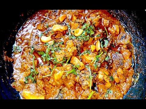Chettinad Chicken gravy in Tamil / செட்டிநாடு சிக்கன் / Praveena