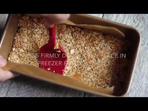 Peanut Butter Quinoa Granola Bars