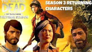 walking dead season 4 first look Videos - 9tube tv