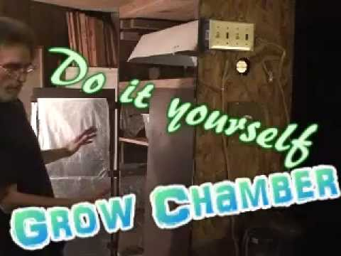 DIY Indoor Grow Chamber.MP4