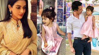 Actress Asin Daughter Arin's First Birthday Celebration Photos & Video