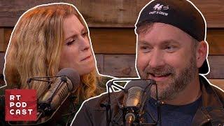 RT Podcast: Ep. 467 - Barb Beats Burnie