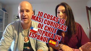 10 COSAS (O MÁS) CURIOSAS DE CHILE!! 🇨🇱