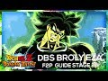 F2P Guide How To Beat Stage 21 Of EZA DBS Broly Event DBZ Dokkan Battle