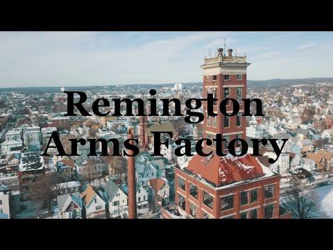 Remington Arms Factory - Bridgeport CT - MAVIC PRO