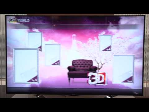 LG Smart TV 2013 demo: iPlayer, Netflix, games and apps
