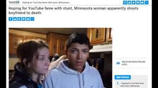Youtube Prank Kills Man