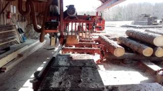 Wood mizer lt 40 sawmill - The Most Popular High Quality