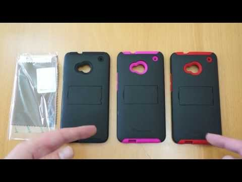 GreatShield Legacy Series HTC One Case Review