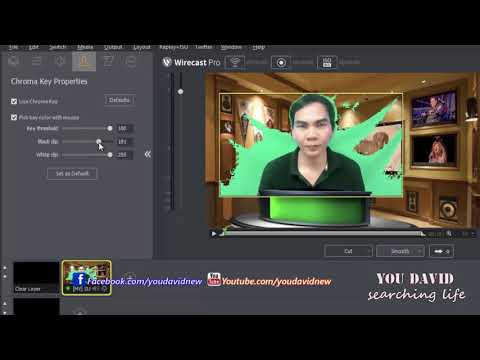 How to Wirecast Live Stream Lesson 4