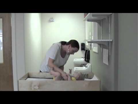 Diaper Change Procedure in Early Learning Programs