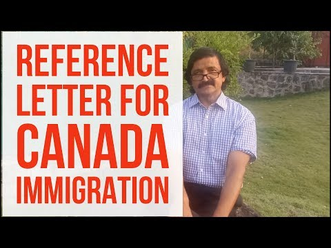How to get a Reference Letter from your company for Canada migration? - Manoj Palwe explains
