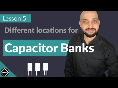 Types of Power Factor Correction | Location of capacitor bank | TheElectricalGuy