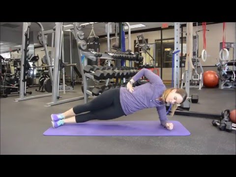 How to Do a Side Plank Correctly (For Beginners)