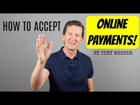 How To Accept Online Payments On Your Website