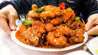 Download Korean Food Tour - SHORT RIBS BBQ and Juicy FRIED CHICKEN on 14-Hour Incheon Airport Layover! Video