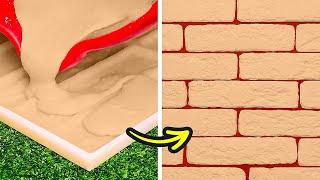 GENIUS IDEAS TO DECORATE YOUR BORING WALLS