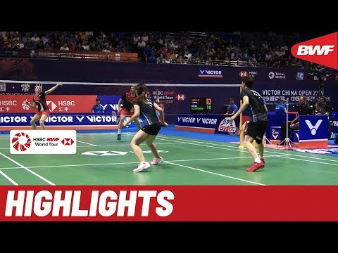 Xxx Mp4 VICTOR China Open 2019 Round Of 16 XD Highlights BWF 2019 3gp Sex