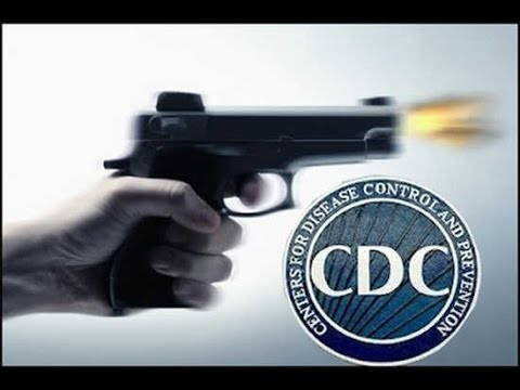 The CDC Can't Study Gun Violence and Here's Why...