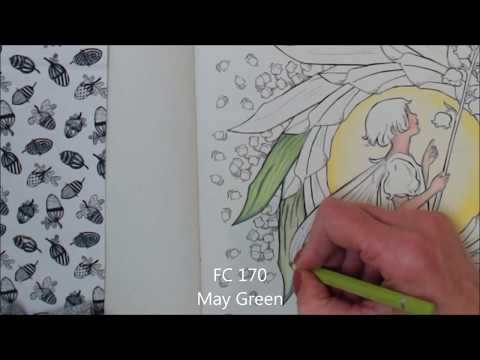 THE FLOWER FAIRIES|Cicely Mary Barker|MEMORIES OF THE FAIRY TALE ON MAY