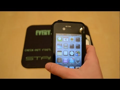 LifeProof Case for iPhone 4S