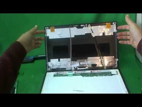 Acer Aspire 5253 Laptop Screen Replacement Procedure