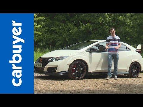 New Honda Civic Type R - Carbuyer