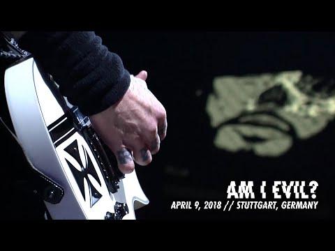 Metallica: Am I Evil? (MetOnTour - Stuttgart, Germany - 2018)