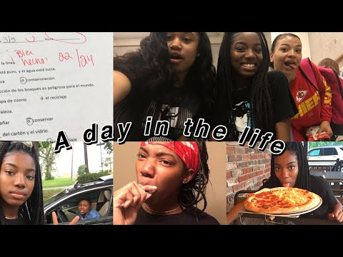 A DAY IN THE LIFE OF A HS STUDENT